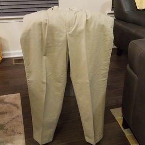 Men's khakis. EUC. 36x32